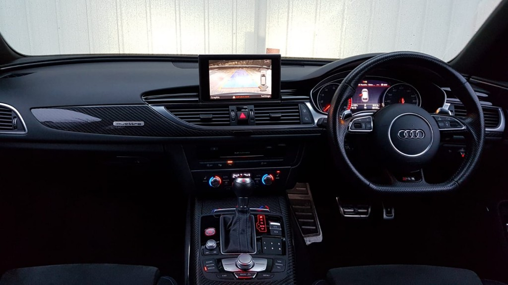 AUDI RS6 4.0 RS6 PLUS PERFORMANCE 605 AVANT TFSI QUATTRO 5DR AUTOMATIC