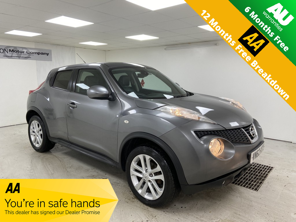 Used NISSAN JUKE 1.5 TEKNA DCI 5DR in West Yorkshire
