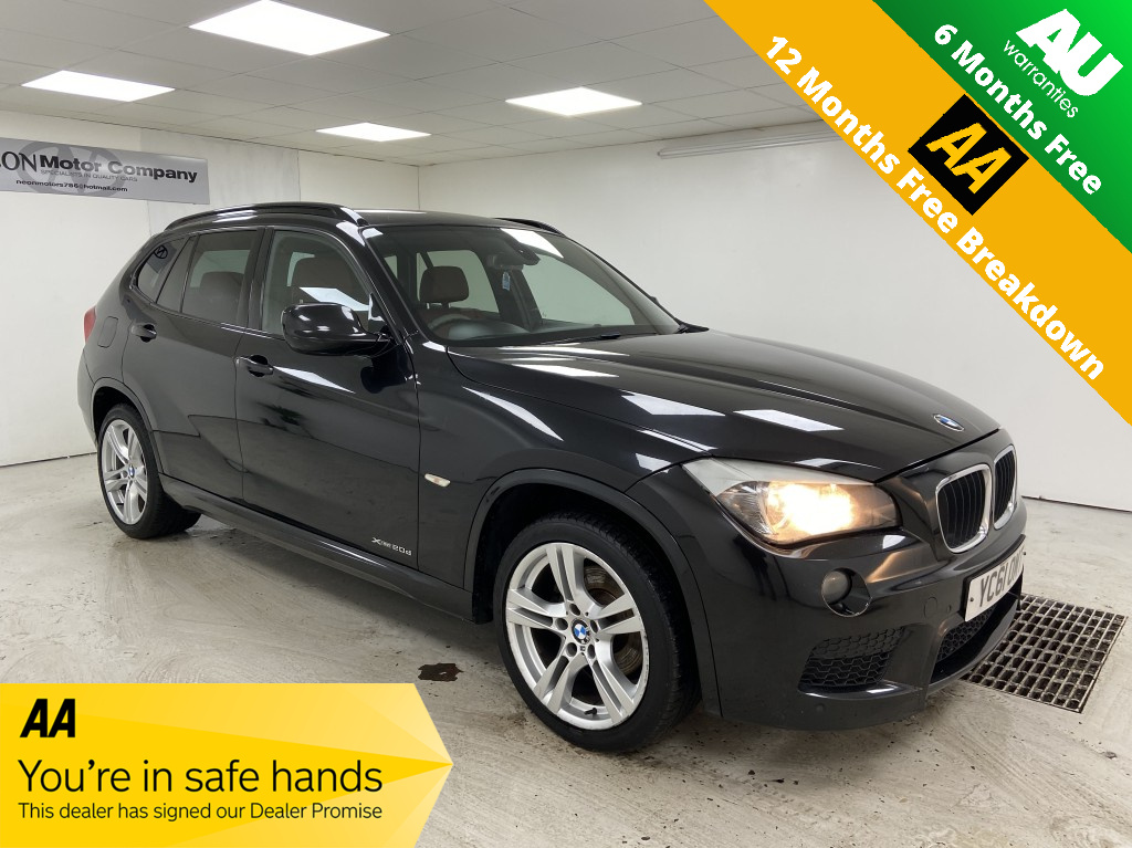 Used BMW X1 2.0 XDRIVE20D M SPORT 5DR AUTOMATIC in West Yorkshire