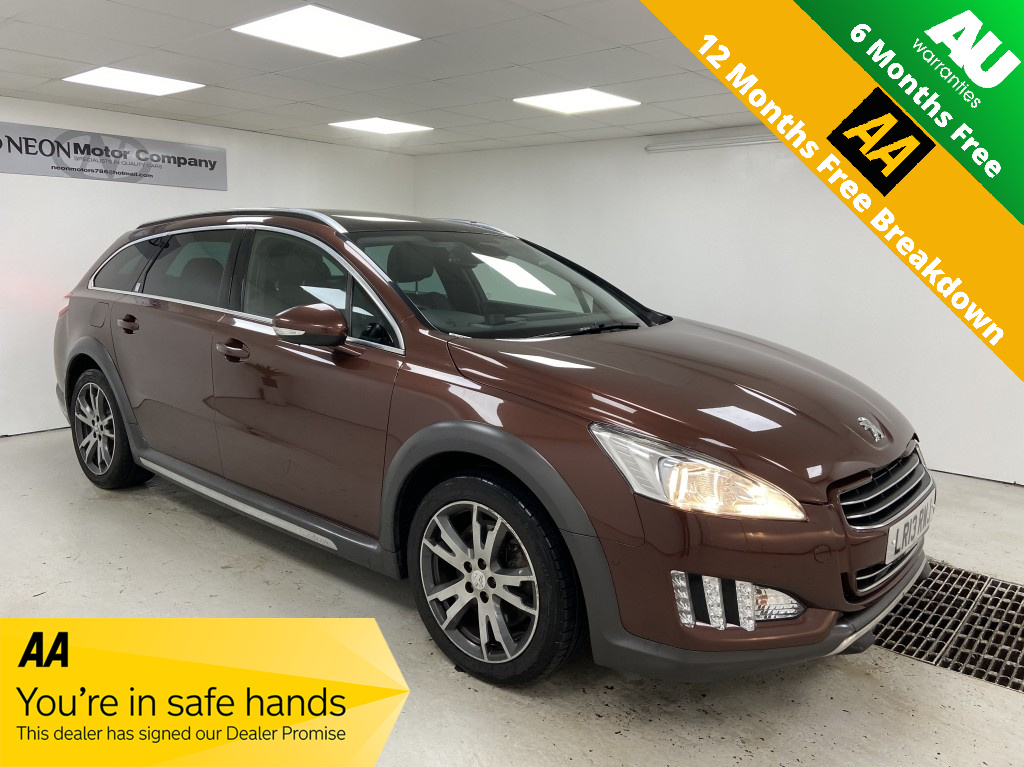 Used PEUGEOT 508 RXH HYBRID  in West Yorkshire