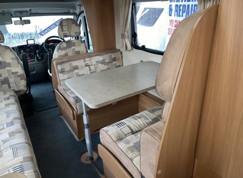 SWIFT Sundance 590 RS 5 berth Low miles 15 months warranty