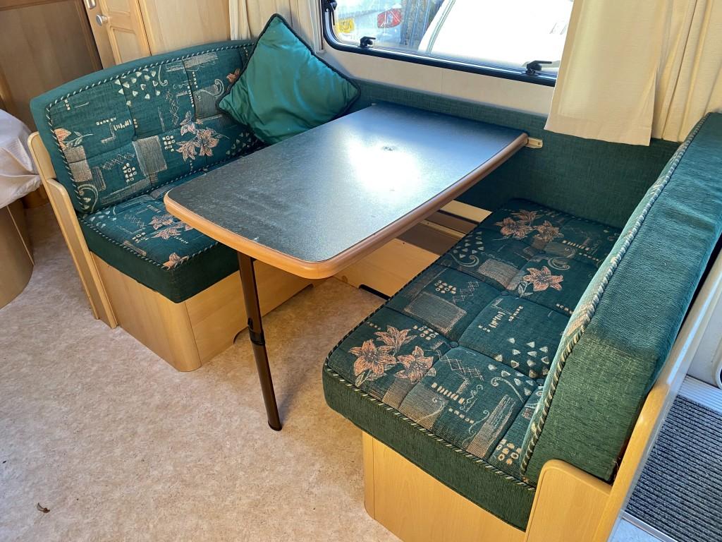 TEC  weltbummler Creation 640 5 berth Fixed bed