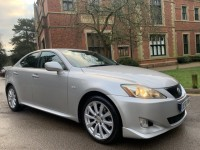 LEXUS IS 2.5 250 SR 4DR AUTOMATIC