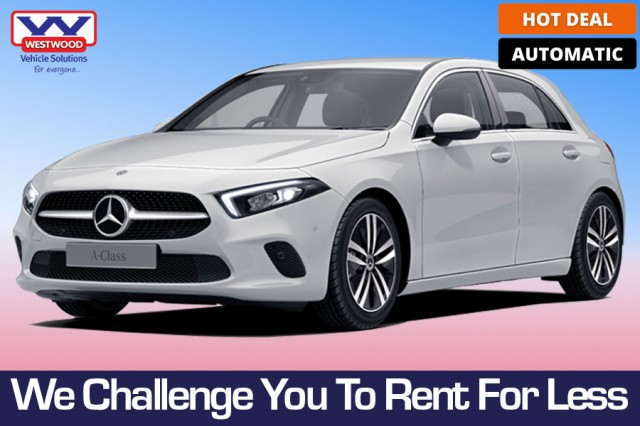 MERCEDES-BENZ A-CLASS DIESEL HATCHBACK 2.0 A 200 D SPORT EXECUTIVE 5DR AUTOMATIC in Wigan