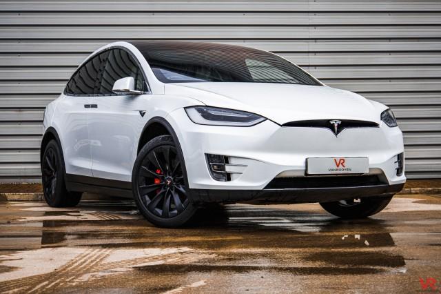 2017 (66) TESLA MODEL X P100D 5DR AUTOMATIC | <em>66,339 miles