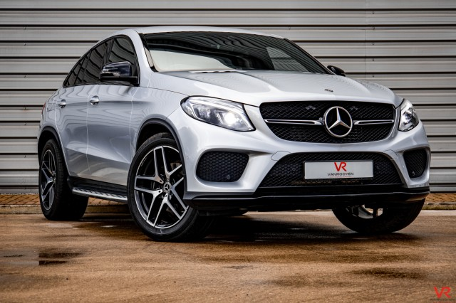 2019 (19) MERCEDES-BENZ GLE 3.0 GLE 350 D 4MATIC AMG NIGHT EDITION 4DR AUTOMATIC | <em>10,208 miles