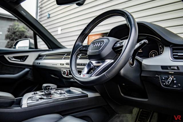 2018 (18) AUDI Q7 4.0 SQ7 TDI QUATTRO 5DR AUTOMATIC | <em>21,400 miles