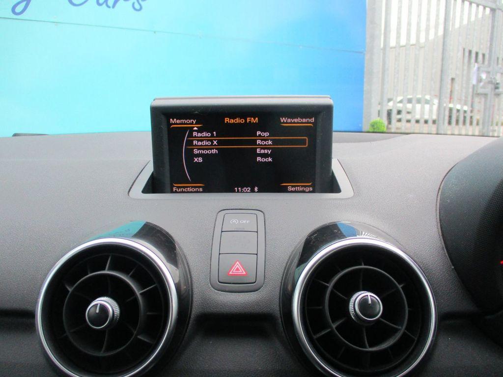 AUDI A1 1.4 TFSI SPORT 3DR SEMI AUTOMATIC