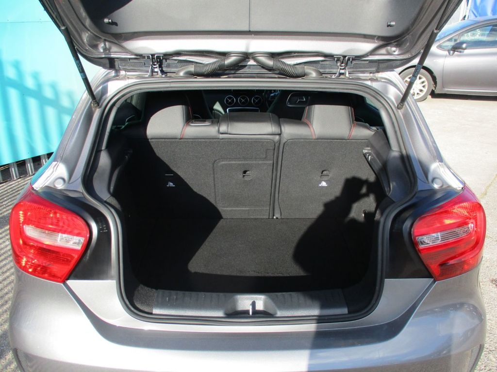 MERCEDES-BENZ A CLASS 2.1 A200 CDI AMG SPORT 5DR SEMI AUTOMATIC