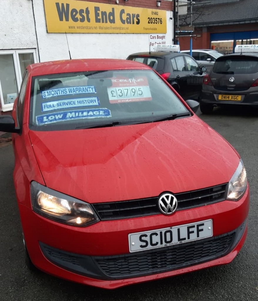 VOLKSWAGEN POLO 1.2 S A/C 3DR