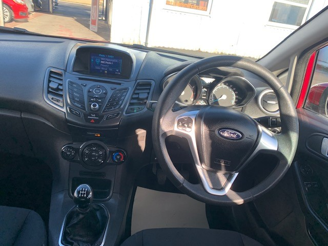 FORD FIESTA 1.2 STYLE 5DR