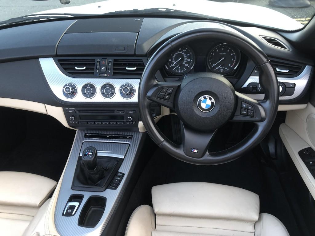 BMW Z4 2.0 Z4 SDRIVE20I M SPORT ROADSTER 2DR
