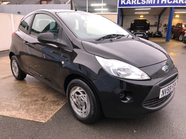 FORD KA 1.2 STUDIO 3DR