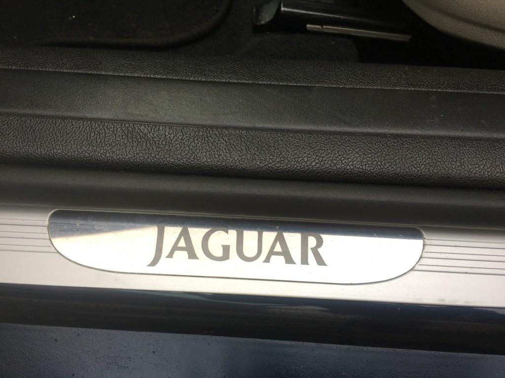 JAGUAR X-TYPE 2.2 SE 4DR AUTOMATIC