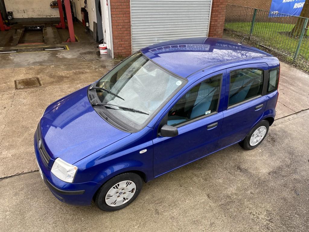 FIAT PANDA 1.2 DYNAMIC 5DR SEMI AUTOMATIC