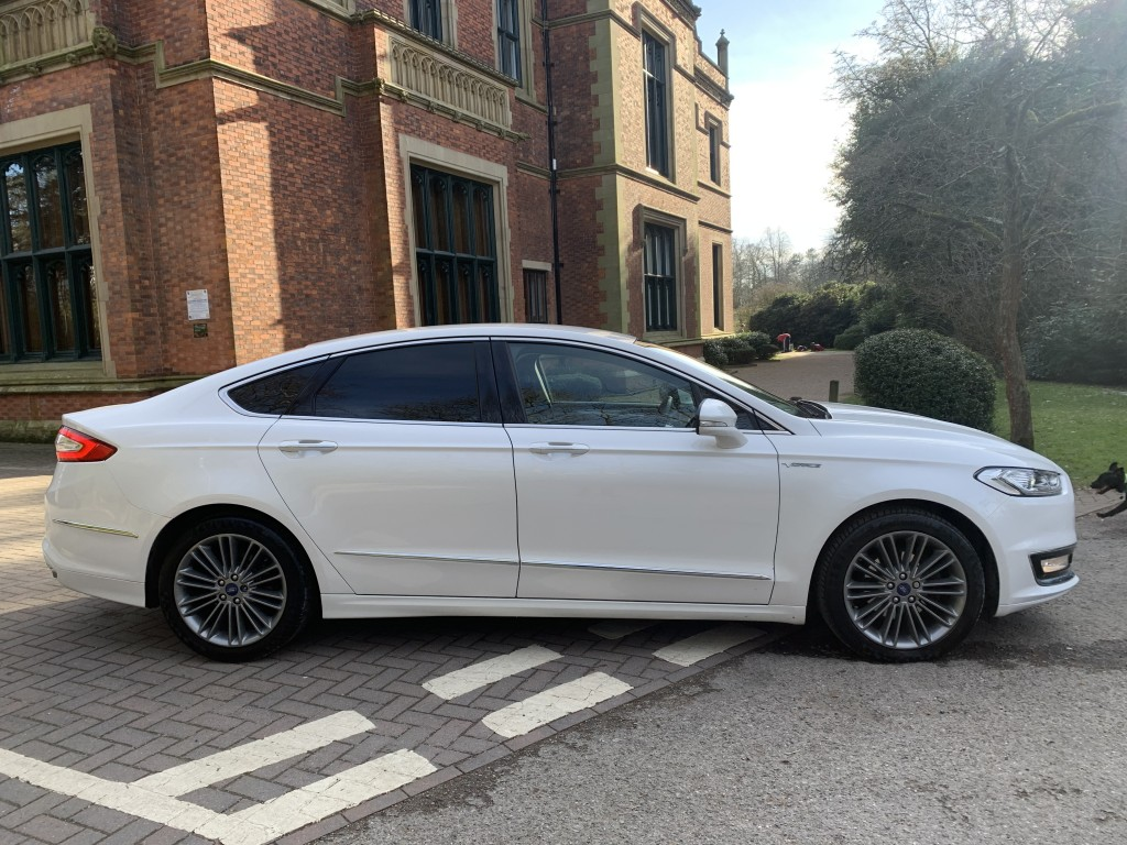 FORD MONDEO VIGNALE. AWD 2.0 AWD VIGNALE TDCI 4DR AUTOMATIC