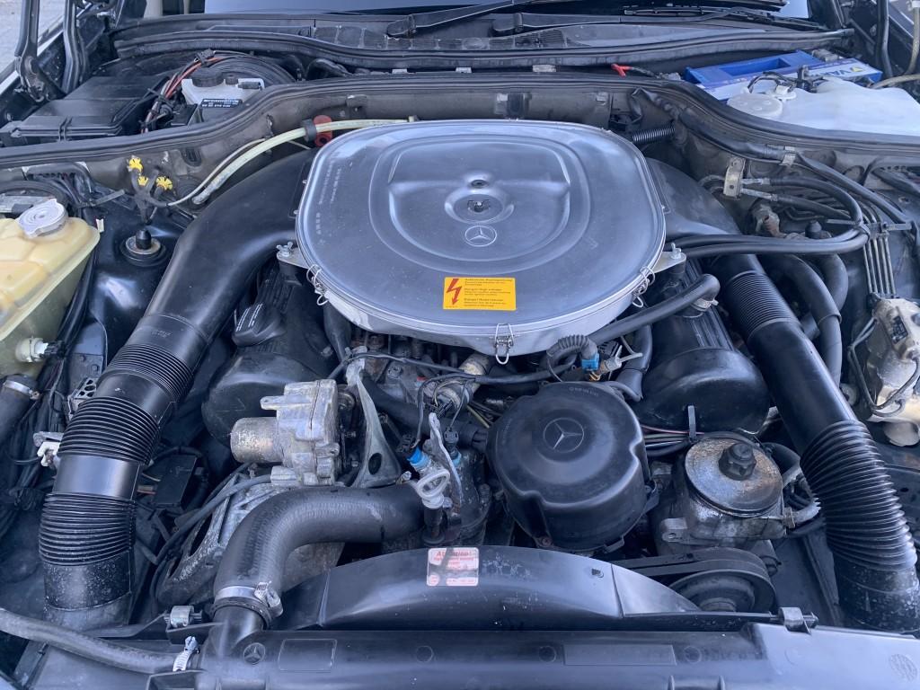 MERCEDES-BENZ SEC series 5.0 500 SEC 2DR AUTOMATIC