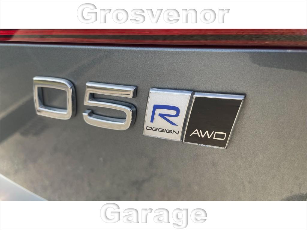 VOLVO XC60 2.0 D5 POWERPULSE R-DESIGN PRO AWD 5DR AUTOMATIC