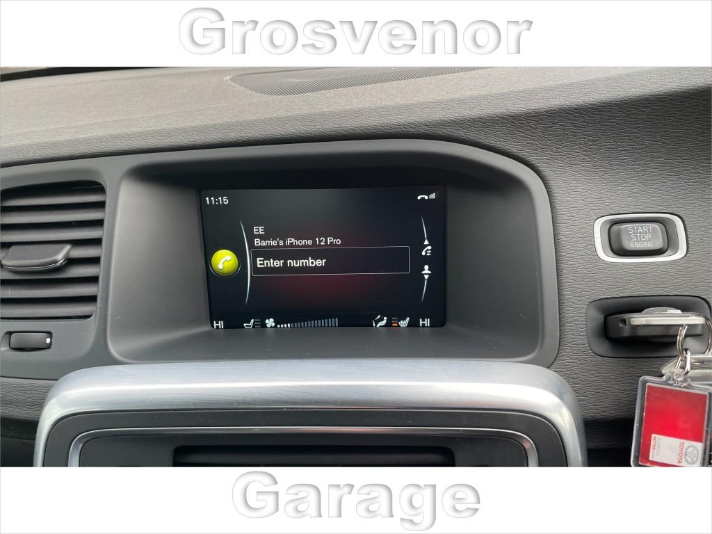 VOLVO V60 2.4 D5 SE LUX NAV 5DR AUTOMATIC