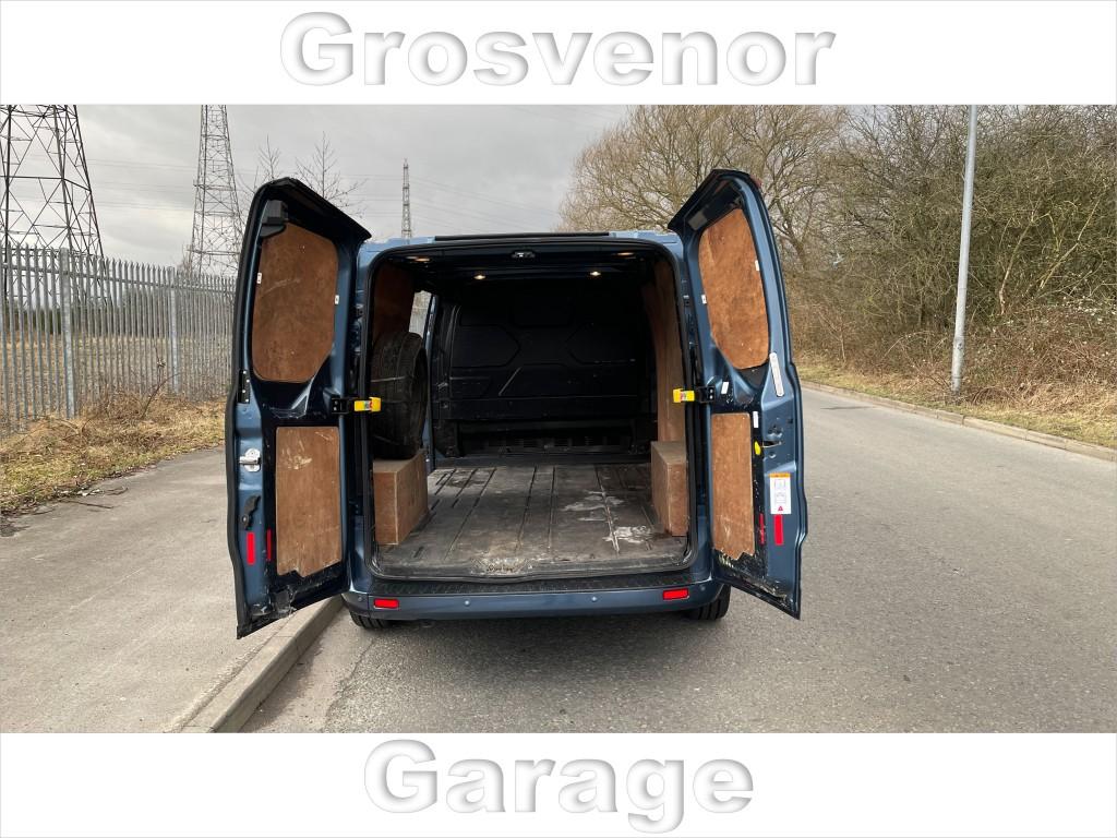 FORD TRANSIT CUSTOM 300 LIMITED P/V L2 H1 2.0 300 LIMITED P/V L2 H1