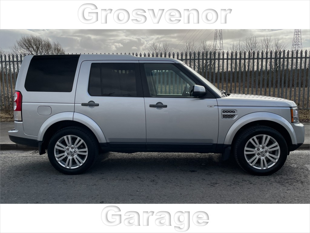 LAND ROVER DISCOVERY 3.0 4 TDV6 COMMERCIAL AUTOMATIC