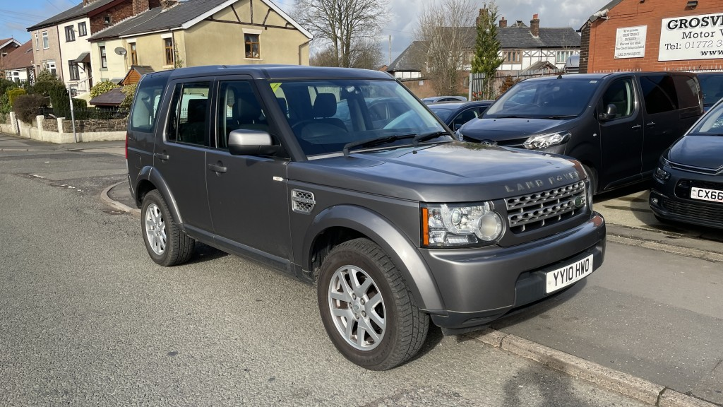 LAND ROVER DISCOVERY 2.7 4 TDV6 GS 5DR