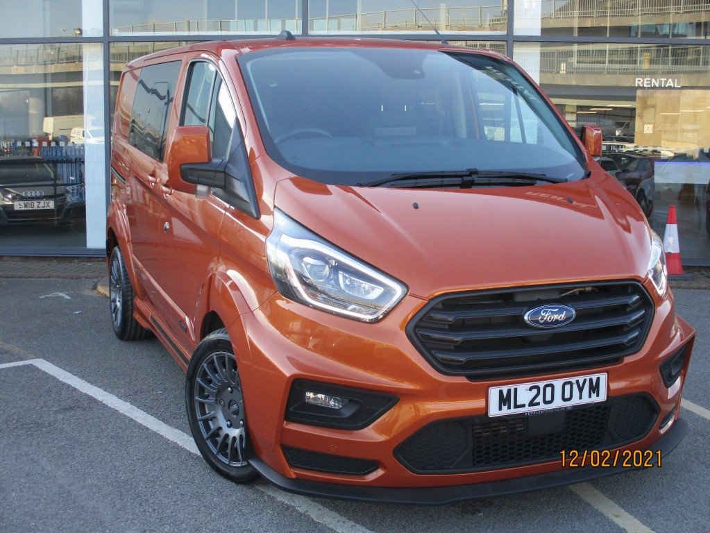 FORD TRANSIT CUSTOM 320 LIMITED DCIV ECOBLUE 2.0 320 LIMITED DCIV ECOBLUE AUTOMATIC