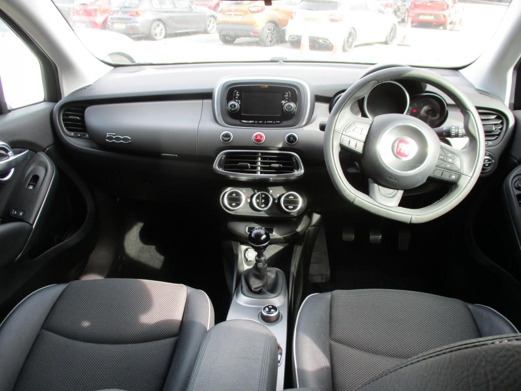 FIAT 500X 1.4 MULTIAIR CROSS PLUS 5DR