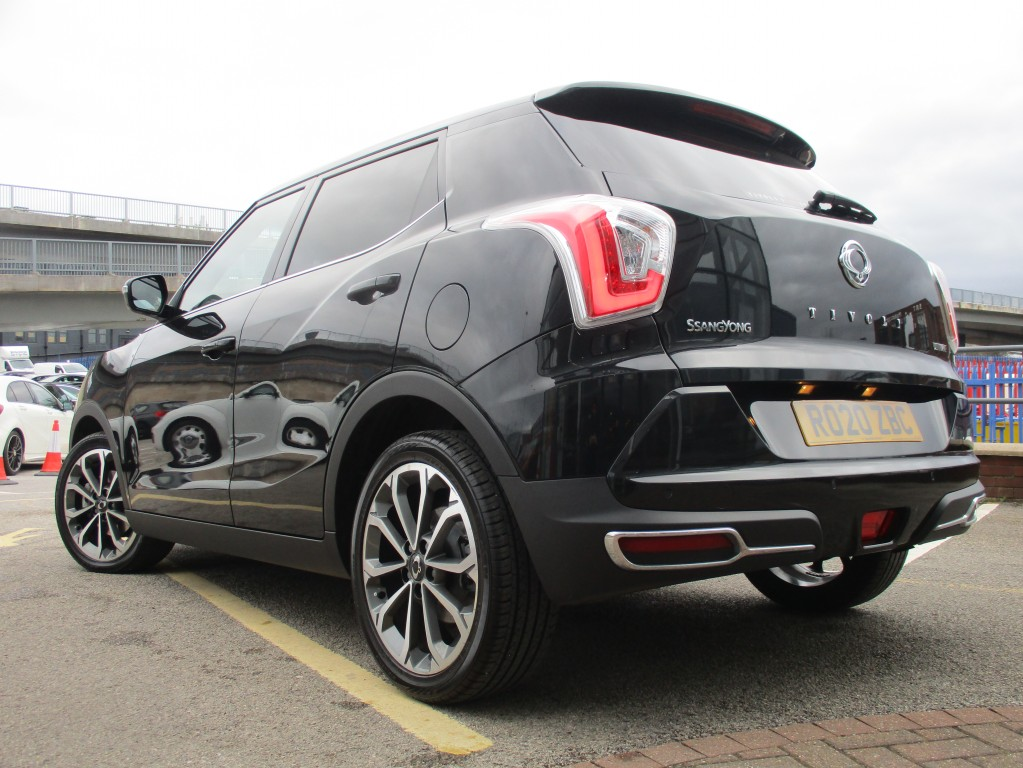 SSANGYONG TIVOLI ULTIMATE 1.6 ULTIMATE 5DR AUTOMATIC