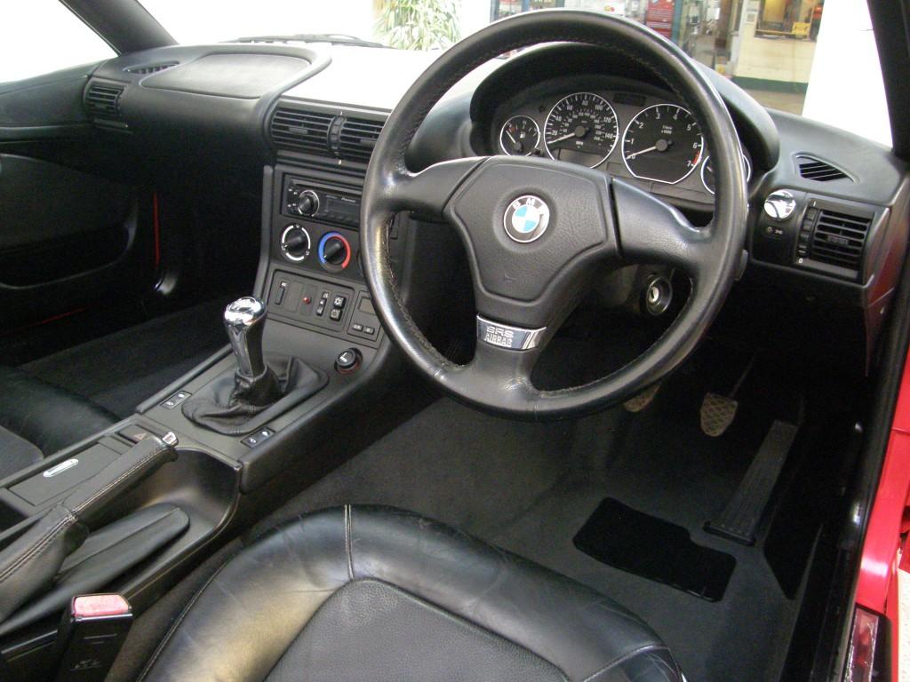 BMW Z SERIES Z3 ROADSTER 2.8 Z3 ROADSTER 2DR
