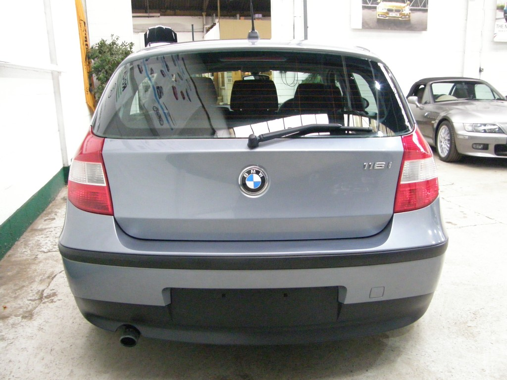 BMW 1 SERIES 1.6 116I ES 5DR