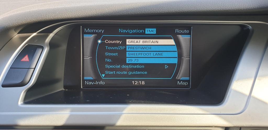 AUDI A4 3.0 TDI QUATTRO SE 4DR