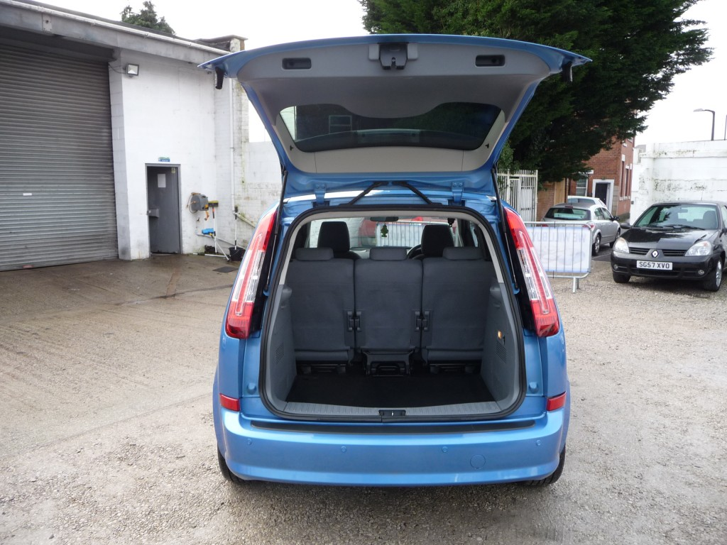 FORD C-MAX 2.0 ZETEC 5DR AUTOMATIC