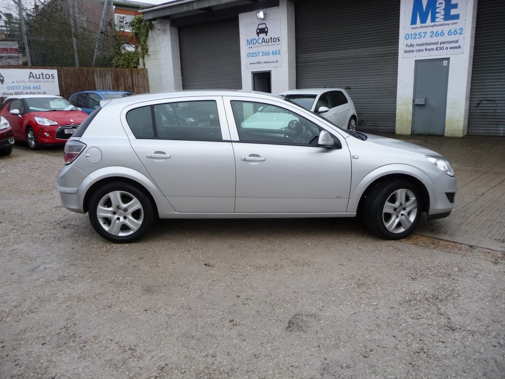 VAUXHALL ASTRA ACTIVE 1.4 ACTIVE 5DR