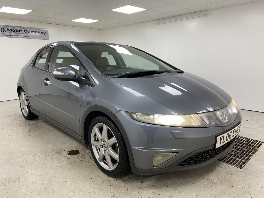 Used HONDA CIVIC 1.8 EX I-VTEC 5DR in West Yorkshire