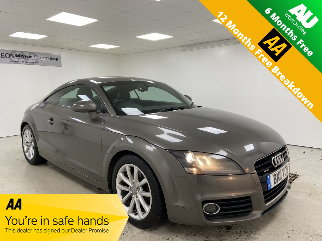 Used AUDI TT 2.0 TDI QUATTRO SPORT 2DR in West Yorkshire