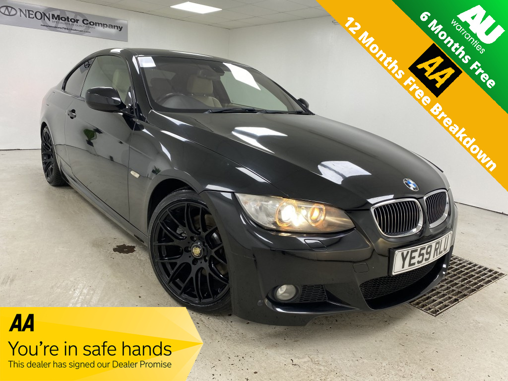 BMW 3 SERIES 3.0 325I M SPORT HIGHLINE 2DR AUTOMATIC