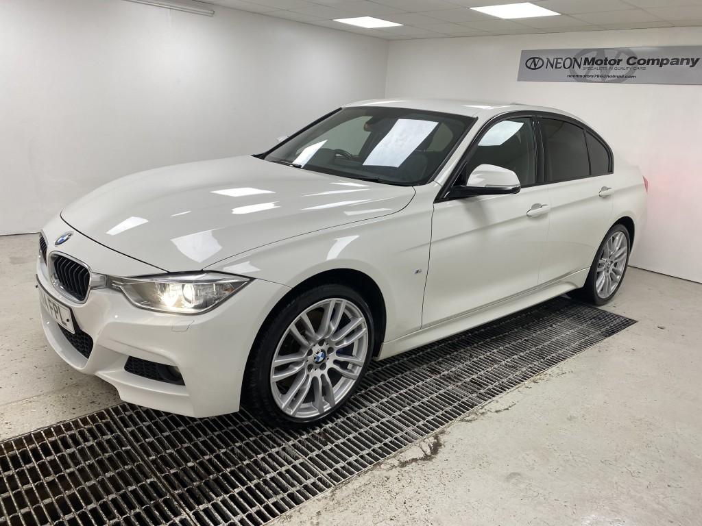 BMW 3 SERIES 2.0 320D XDRIVE M SPORT 4DR