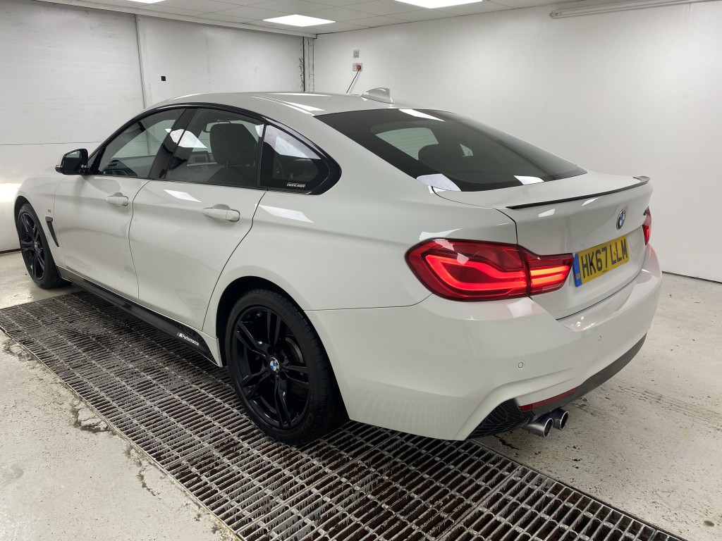 BMW 4 SERIES 2.0 430I M SPORT GRAN COUPE 4DR AUTOMATIC