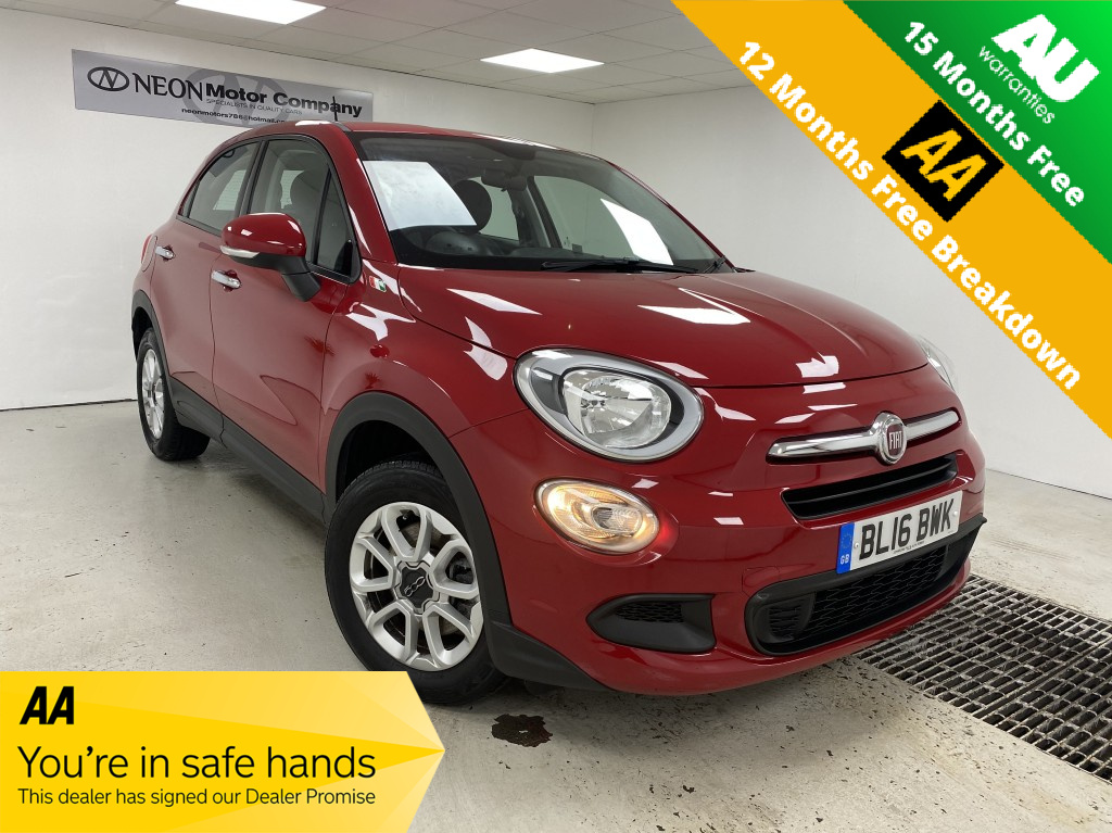 Used FIAT 500X 1.6 POP 5DR in West Yorkshire