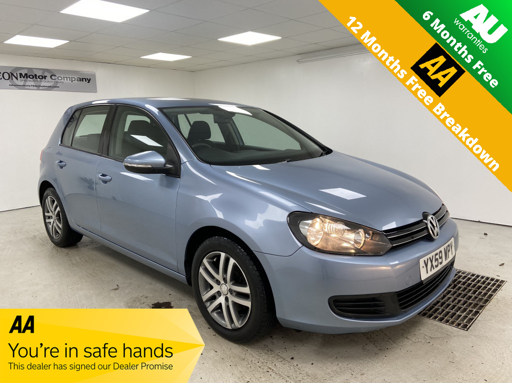 Used VOLKSWAGEN GOLF 1.4 SE TSI 5DR in West Yorkshire