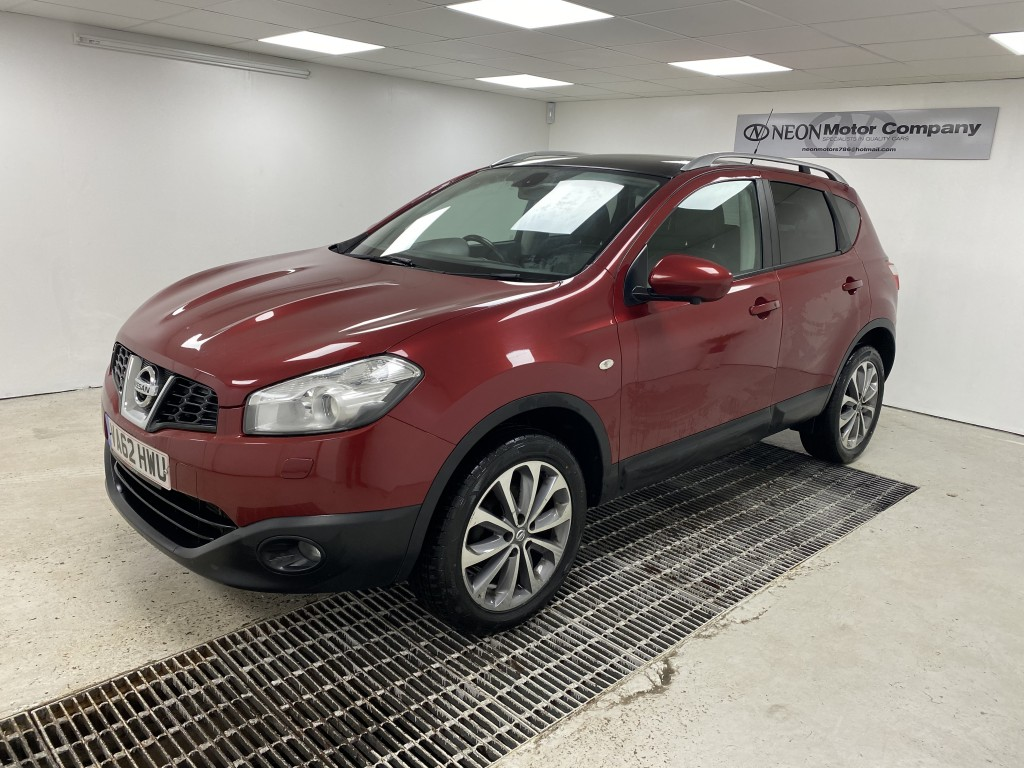 NISSAN QASHQAI 1.6 TEKNA IS DCIS/S 5DR