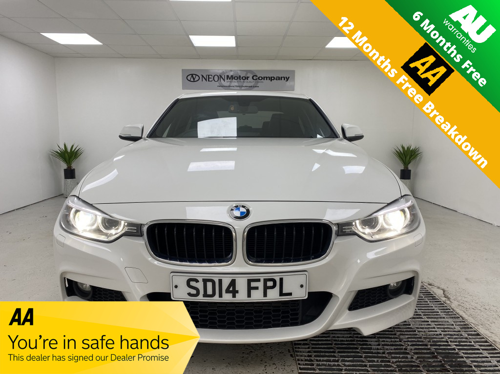 Used BMW 3 SERIES 2.0 320D XDRIVE M SPORT 4DR in West Yorkshire