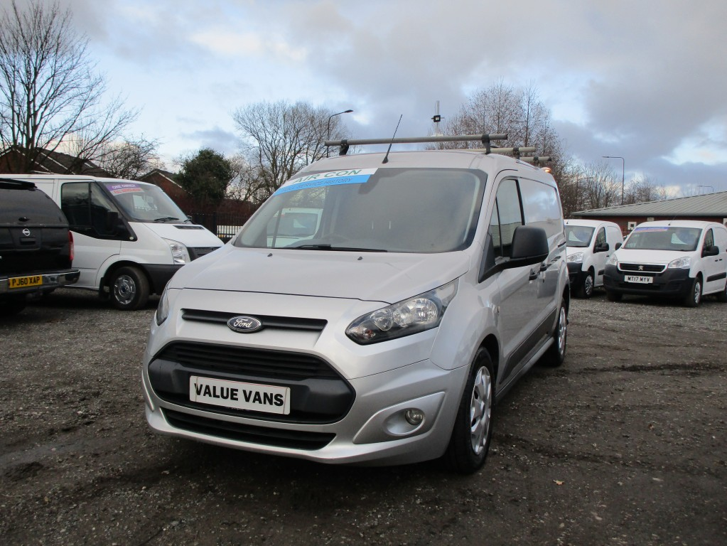 FORD TRANSIT CONNECT TREND 115 BHP 240 - AIR CON - ONE ONWER - FSH