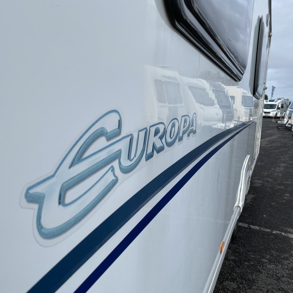 STERLING Europa 540