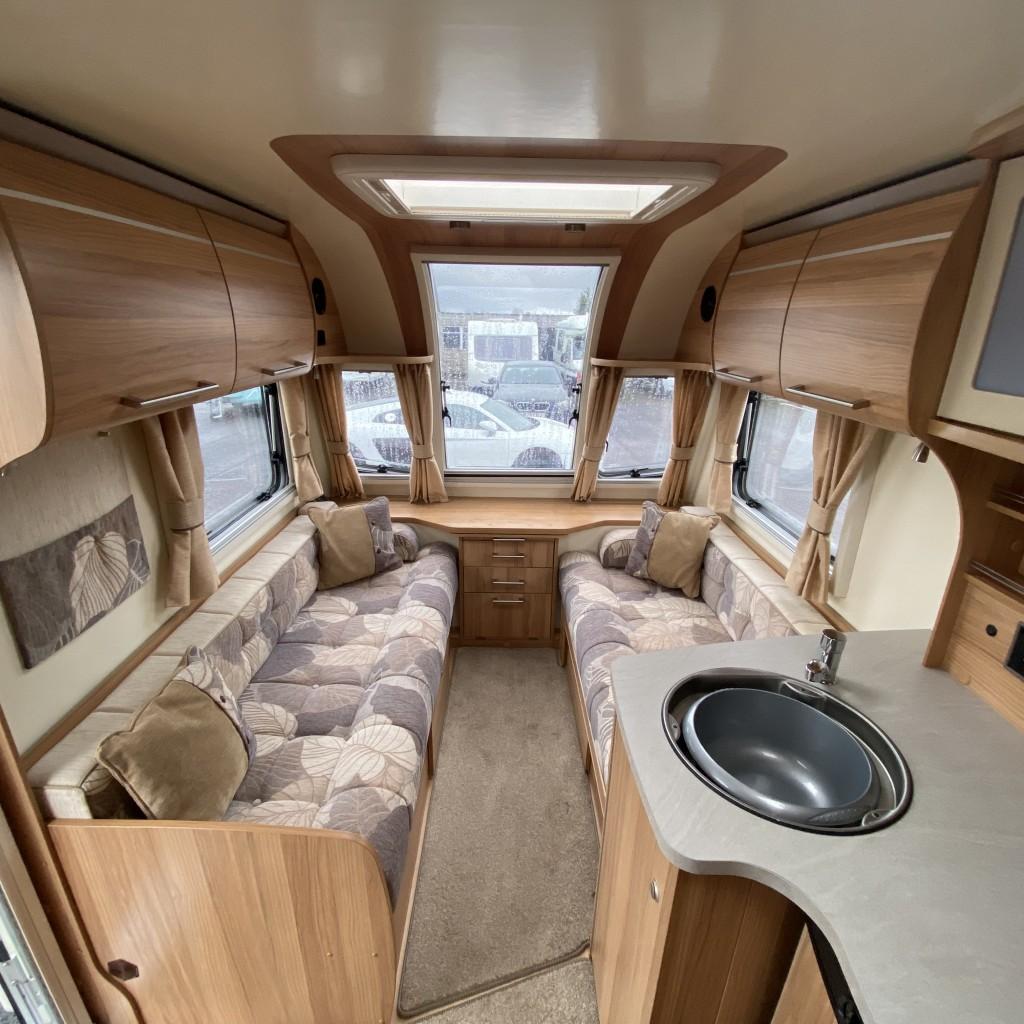 BAILEY Pegasus  GT65 Rimini