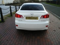 LEXUS IS 2.2 220D F-SPORT 4DR
