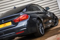 2017 (17) BMW 4 SERIES 2.0 420D M SPORT GRAN COUPE 4DR AUTOMATIC