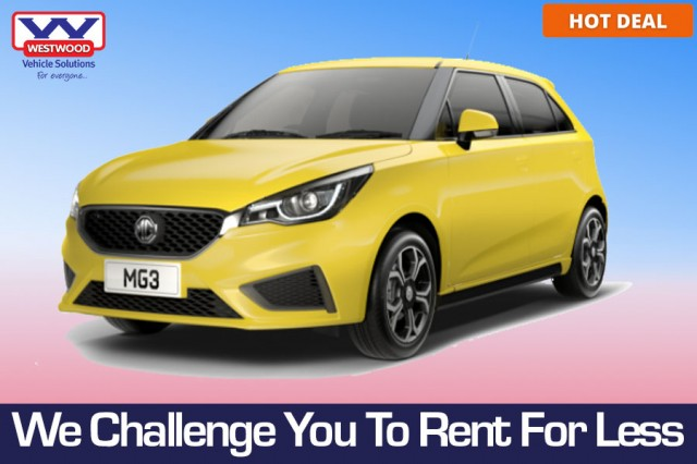MG 3 HATCHBACK 1.5 EXCITE VTI-TECH 5DR in Wigan