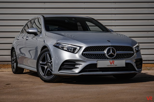 2020 MERCEDES-BENZ A CLASS 1.5 A 180 D AMG LINE EXECUTIVE 5DR AUTOMATIC | <em>4,919 miles